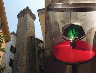 GENOVAGANDO -  L'ultima torre storica e il Sacro Catino in cui Cristo mangiò l'agnello pasquale