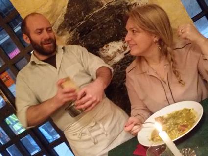 """GENOVAGANDO (dove mangiare) - Trattoria """"Il Grillo Parlante"""": musica per le nostre papille"""