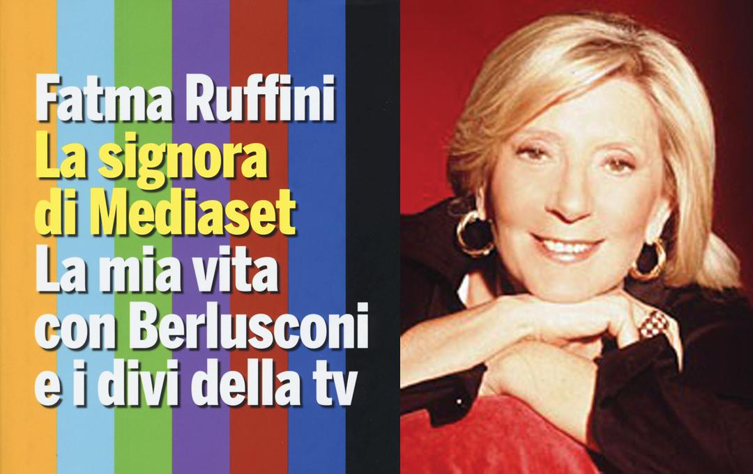 """Da Mike Bongiorno a Corrado, da Fiorello ad Iva Zanicchi, da Ambra a Lucio Battisti: i tanti personaggi resi famosi da Fatma Ruffini, la potente """"signora di Mediaset"""""""