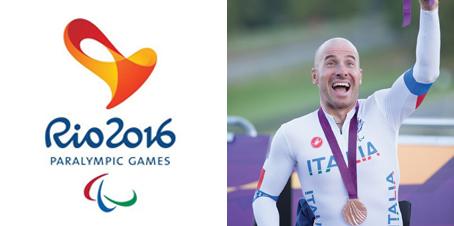 Paralimpiadi RIO2016 - Vittorio ha perso l'uso delle gambe in un incidente ma non si è arreso ed è diventato campione di handbike: prepariamoci a tifare per lui!