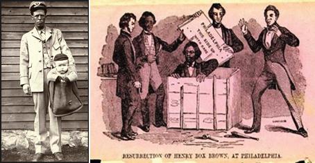 """Nel 1913 non era ancora esplicitamente """"vietato spedire esseri umani"""". Dei bambini spediti per posta e dello schiavo che si impacchettò, conquistando così la libertà"""
