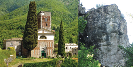 Borzonasca: deve il nome al fiume o a una malattia? Il piccolo paese della Valle Sturla conserva alcuni dei monumenti più enigmatici