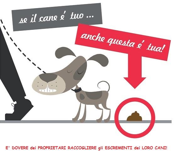 """""""Imbrattano la città ed è un segno di mancanza di senso civico"""": Rapallo apre lo sportello per segnalare chi non raccoglie i ricordini del proprio cane"""