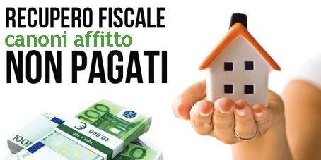 FISCO - AFFITTO: si possono recuperare le imposte pagate sui canoni di affitto non percepiti?