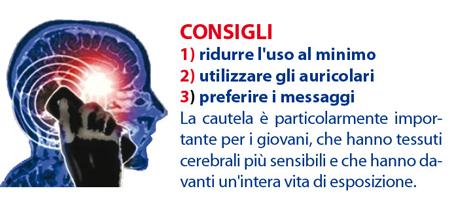 SENTENZA STORICA: riconosciuto nesso tra uso del cellulare e tumore al cervello.  In Italia il primo caso al mondo: Inail condannata a pagare