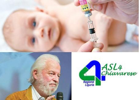 CAOS VACCINI - Abbiamo chiesto alla ASL4 e a Dario Miedico, il medico radiato perché critico sul decreto Lorenzin: Cosa pensa 1) dei vaccini? 2) dell'obbligatorietà 3) dei 12 vaccini?