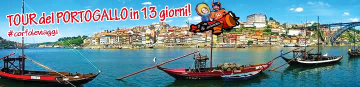 #CORFOLETRAVEL TOUR PORTOGALLO - da Porto a Lisbona: tutto quel che c'è da vedere e da sapere!