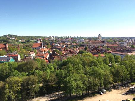 #corfoletravel - Vi portiamo a Uzupis, in Lituania, nella Repubblica della Felicità