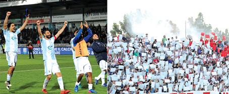 Quante virtù la Virtus Entella! Premi fair play e disciplina: squadra, società e tifosi sono i più corretti d'Italia