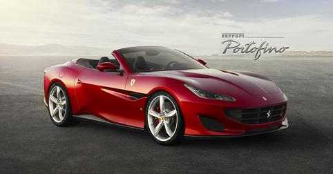 7 e 8 settembre Presentazione Ferrari Portofino: il borgo blindato per l'evento dell'anno con Vip da tutto il mondo