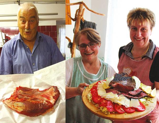 Dal pascolo alla tavola: in Val Cichero, tra carne a KM0, gutin de vin e allegria