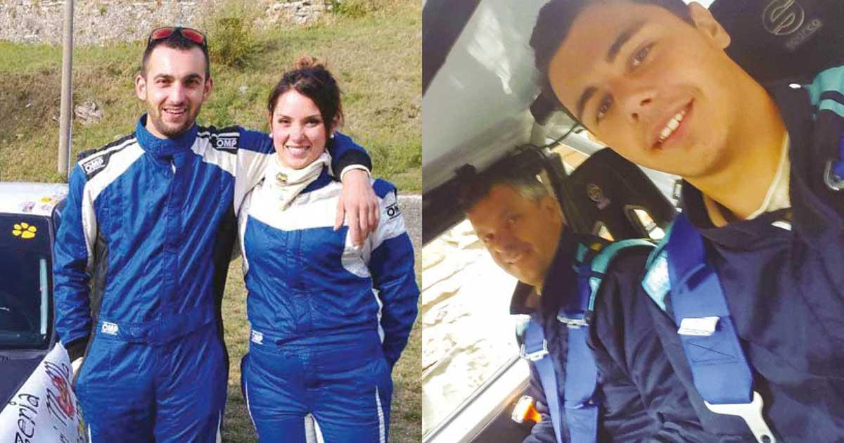 Il lato romantico del rally: a correre in coppia si vince due volte