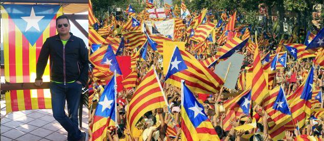 """Un levantino a Barcellona: """"vi spiego cosa sta succedendo davvero"""""""