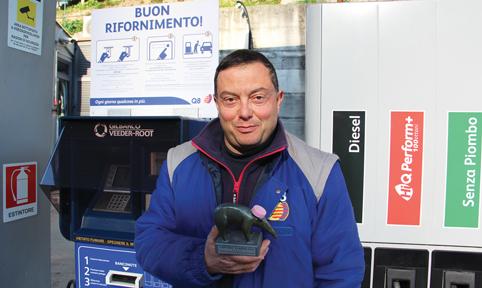 """TORNA IL TAPPIRO D'ARDESIA - Distributore chiuso """"per truffa"""": in realtà erogava più del dovuto"""