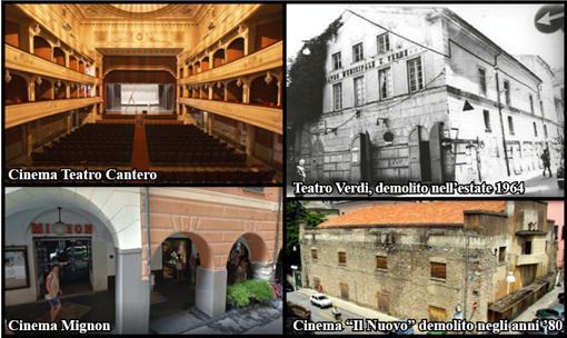 Cala il sipario su Chiavari: dov'è finita la cittadina che amava uscire, fare cultura, andare al cinema e a Teatro?