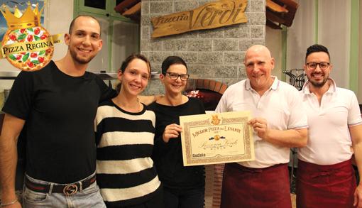 E' Verdi la miglior pizzeria 2017 - Vasco, la farina pura e una famiglia affiatata: gli ingredienti di una storia di successo, con un unico grande sogno...