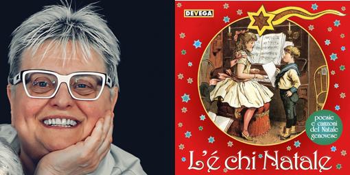 """Franca Lai augura """"Bon Natale in zeneise"""" (con testo canzone)"""