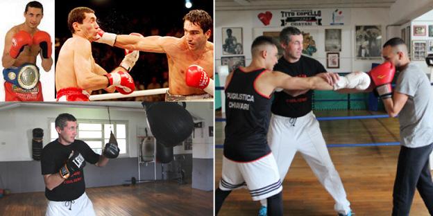 """Alberto Colajanni, da campione di boxe a postino: """"la vita mi ha messo al tappeto, ma mi sono rialzato"""""""