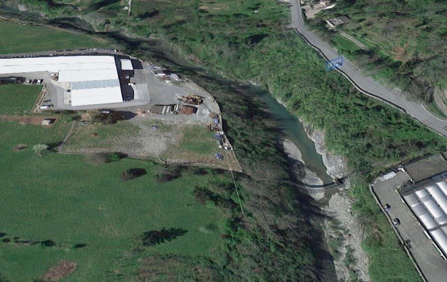 Il sacrificio del Ponte di Gallinaria: fu fatto saltare per fermare la ritirata delle truppe tedesche, così per attraversarlo qualcuno imprvvisò una strafia