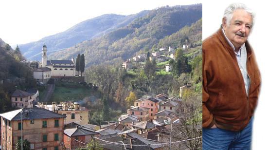 Favale di Malvaro, il piccolo paese dalle mille storie: lotte famigliari, guerre religiose, la fontana che dà il nome alla Valle e le origini di Mujica