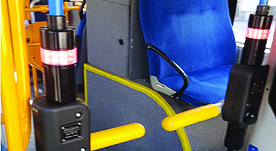Basta viaggi a scrocco: sui bus Atp arrivano i tornelli