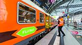 Primo treno low cost d'Europa: viaggiare costa un decimo