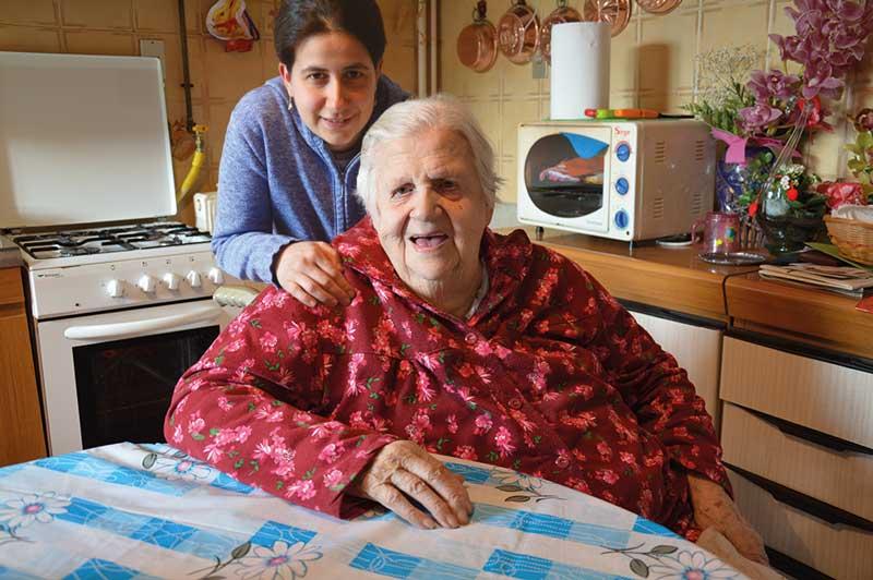 """#VADOACENTOALL'ORA: Teresa: """"Il segreto per arrivare a cent'anni? Avere buona volontà!"""""""