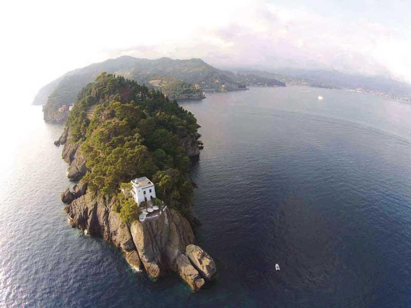 Il guardiano del faro di Portofino: il lavoro dei sogni in un posto da sogno