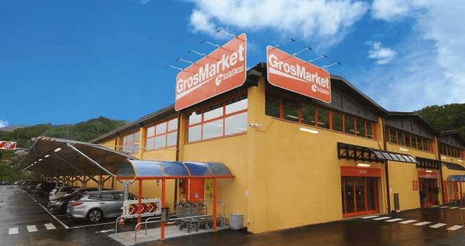 SOGEGROSS investe sull'entroterra: rinnovato il punto vendita di Carasco