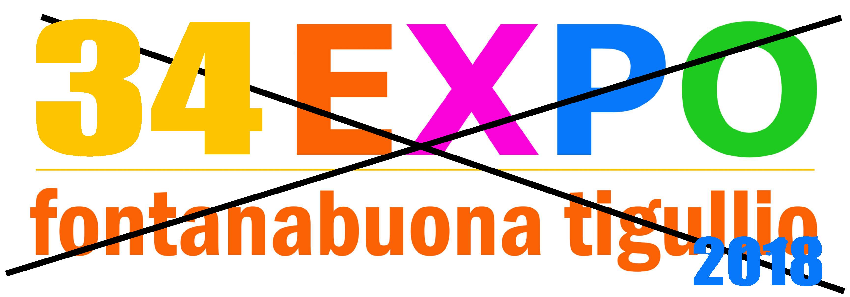 L'EXPO FONTANABUONA NON SI FARA' - La motivazione è piuttosto curiosa