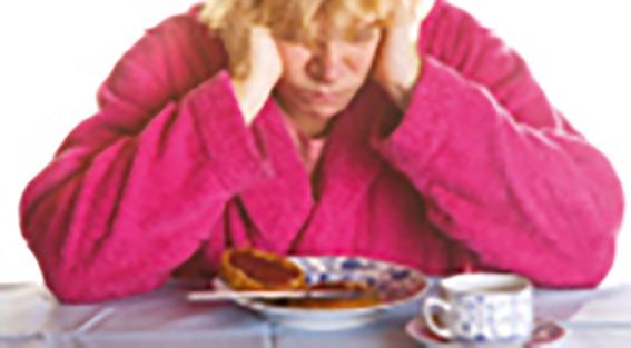 #inForma - Il cibo come terapia per rabbia, panico e depressione