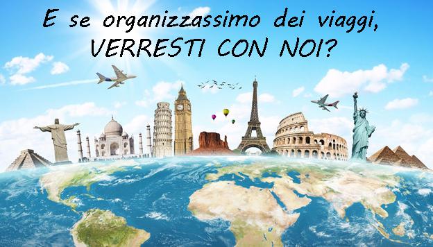 LE VOSTRE LETTERE - Dall'America a Roma, passando per i VIAGGI DI CORFOLE