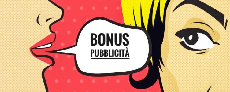 Bonus Pubblicità 2018: un sostegno al commercio e anche a privati e famiglie