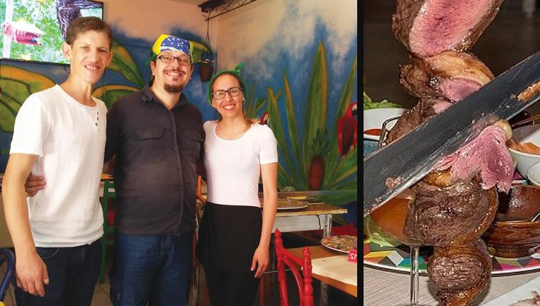 Genovagando - Sapori e sorrisi dell'altro mondo con le carni pregiate del vero churrasco brasiliano