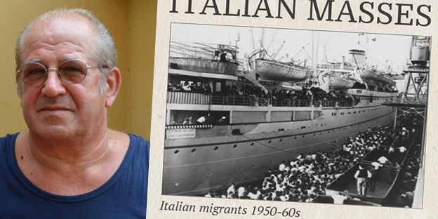 """""""Quando facevamo i migranti in crociera"""": il racconto di Sergio Lagomarsino, panettiere giramondo"""