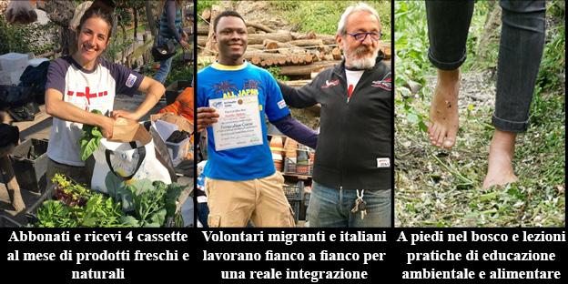 Cibo naturale, integrazione, socialità e tutela del territorio: l'Orto Collettivo è tutto questo. In progetto anche a Levante