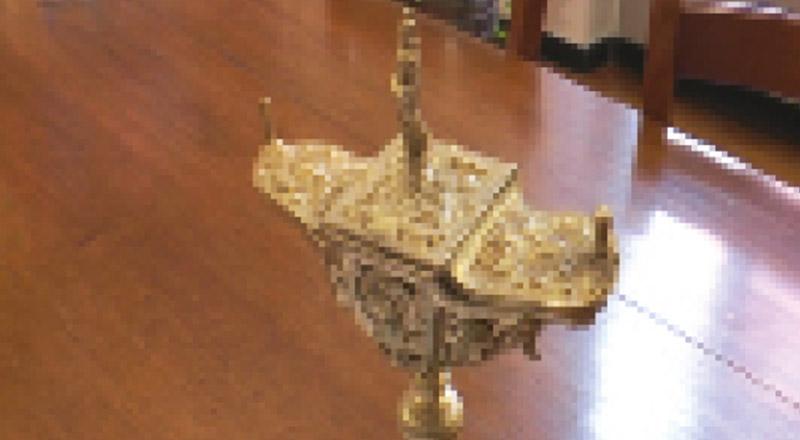 Torna a Chiavari la preziosa navicella rubata 35 anni fa