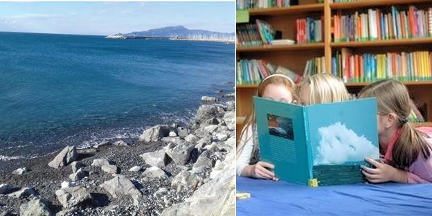 #LETTERE - Sulla spiaggia di Lavagna e sulla scuola di Lumarzo