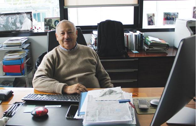 Intervista a Luigi Attanasio, imprenditore a Carasco e nuovo presidente della Camera di Commercio di Genova