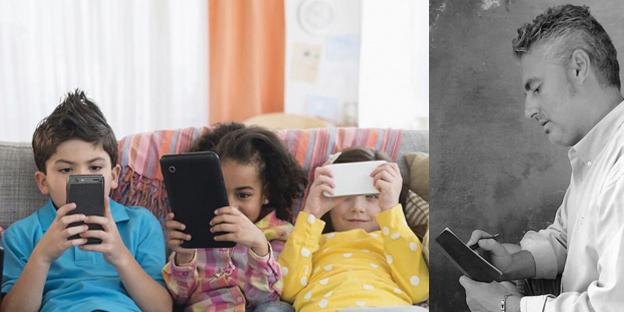 """Tecnologia e bambini: come evitare che diventi dipendenza? Con la """"relazione da tripla AAA"""""""