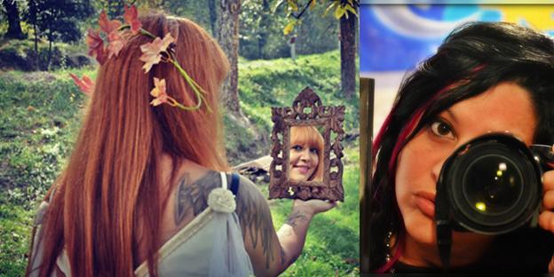 """Le sorelle Bianchera premiate """"Artiste dell'anno"""": Simona è umana, Sonia è per metà elfa. E hanno un messaggio per noi"""