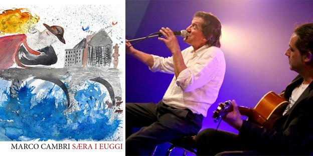 """""""SÆRA I EUGGI"""": l'entroterra, la vita delle donne e la ninna nanna mai avuta nel nuovo disco di Marco Cambri"""