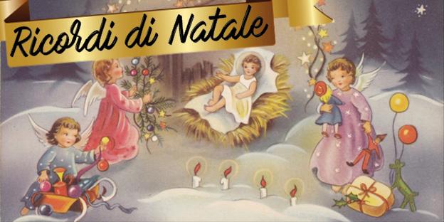 """Quando c'era Gesù bambino: l'albero vero, il muschio del bosco, """"i raieu, a simma e u panduse"""""""