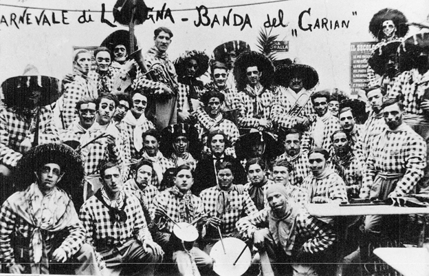 """I balli in maschera al Cantero, """"u rebello e a rebelluna"""", il """"carrosezzu"""" e tutte le stranezze dei baccanali nei nostri paesi"""