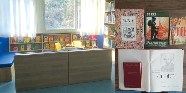 Biblioteche a rischio sparizione? Avegno va in controtendenza con il nuovo spazio dedicato allo scrittore ligure Edmondo De Amicis