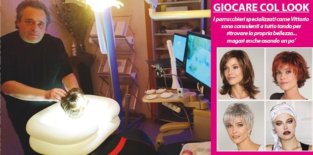 Capelli e chemioterapia: il parrucchiere inventore di Rapallo che ha trasformato una poltrona da dentista in una vera postazione di cura