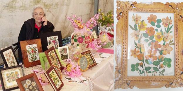 #memorial - L'America, i finti partigiani e la sparizione del padre: la vita di Ivana, che ha superato un lutto grazie ai fiori