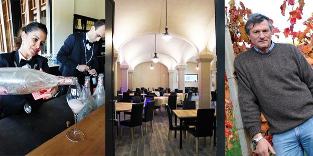 Cantina degli Abissi: dal sogno di Pierluigi Lugano, è sorto un luogo unico e suggestivo incastonato tra i vigneti, dove fare anche degustazioni ed eventi