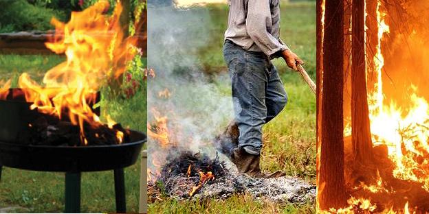 Grigliate, sfalci e barbecue: la disattenzione può costare 13 MILIONI di Euro
