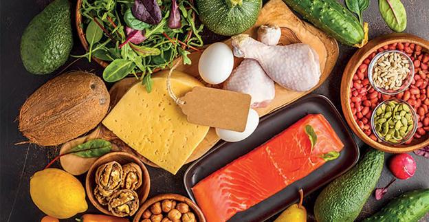 la cheto dieta mediterranea